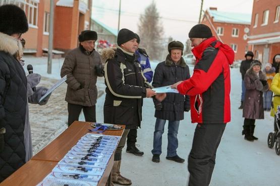 АО «Транснефть – Сибирь» завершило строительство двух жилых домов для сотрудников