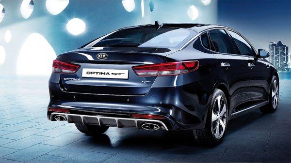 Почти 20 литров на «сотню»: Реальный расход топлива KIA Optima GT возмутил владельца
