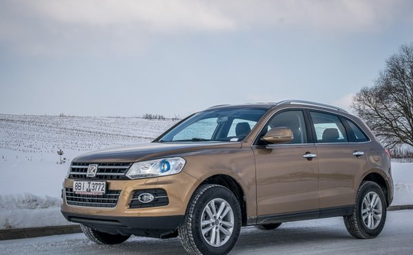 «Luxury Китай» менее чем за миллион: от Zotye T600 Coupe остался в восторге эксперт
