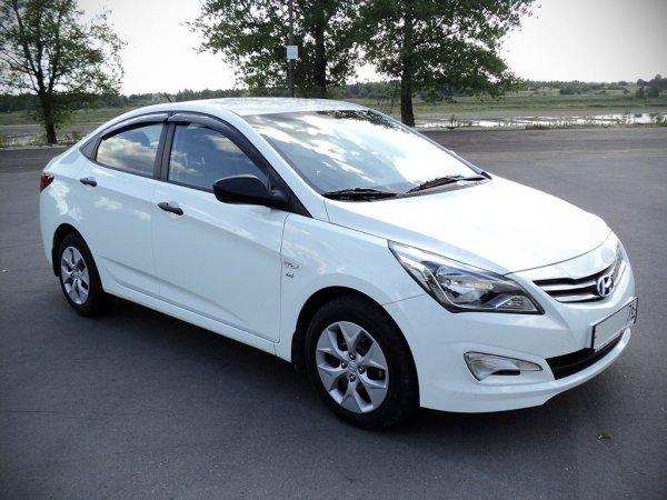 «Дрова за 400 000 рублей»: Типичный Hyundai Solaris по низкой цене показали в сети
