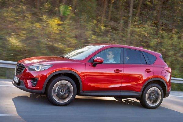 «Твёрдая пятёрка»: Все плюсы и минусы двухлетней Mazda CX-5 перечислил владелец