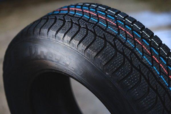 Viatti Bosco Nordico – зимние шины с мощным протектором и качественной ошиповкой