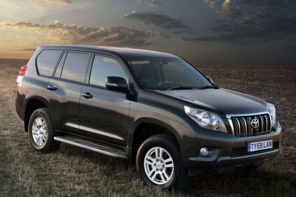 Никто не идеален: О недостатках Toyota Land Cruiser Prado откровенно рассказал обзорщик