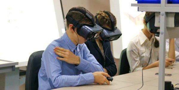 У столичных школьников есть возможность заранее пробовать будущие профессии
