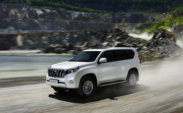 «Кто в Сибири не живёт – тем не понять!»: Чем так хорош новый Toyota LC Prado 150 рассказал блогер