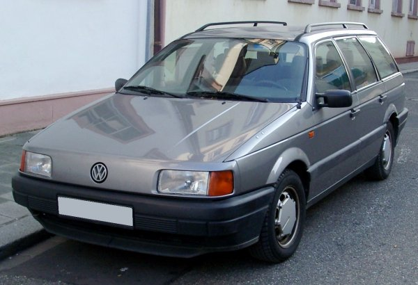 Можно ли найти «живой» Volkswagen Passat B3, рассказал блогер