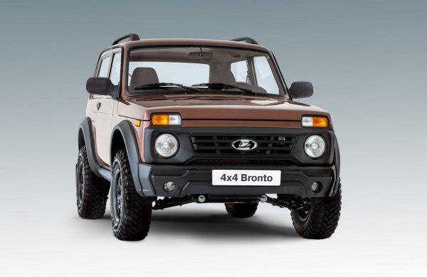 «АвтоВАЗ» удивляет: Время разгона LADA 4x4 Bronto до 100 км/ч поразило блогера