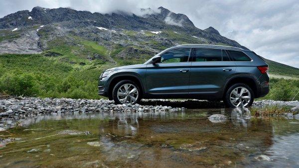 Топовая Skoda лучше «пустой» Audi: О кроссовере Kodiaq за 3 млн рассказал обзорщик