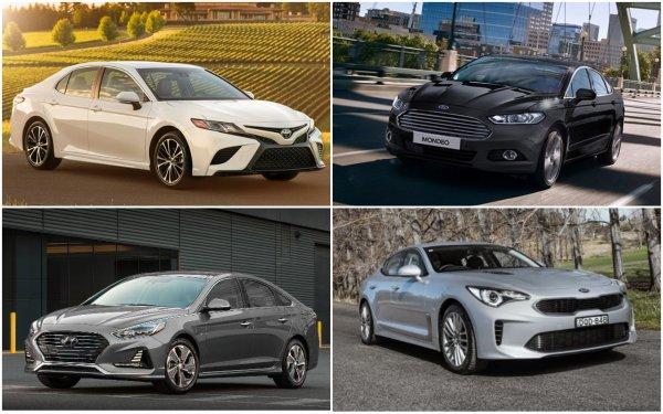Эксперты назвали самые популярные автомобильные цвета в 2018 году