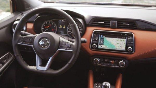 Компактный хэтчбек Nissan Micra получил мощный турбодвигатель и новую КПП