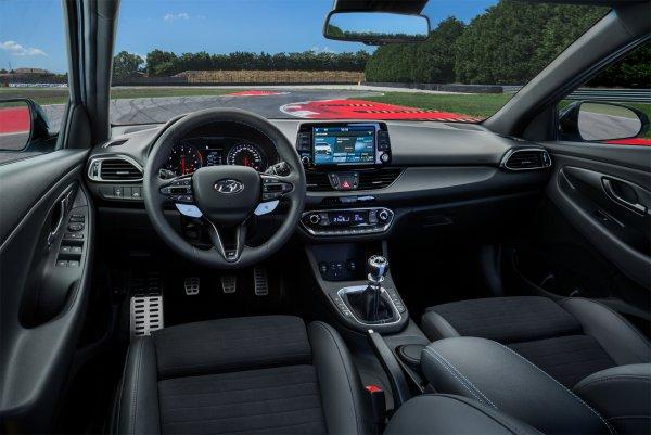 В России сертифицировали «заряженный» хэтчбек Hyundai i30 N