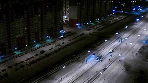 Погода в Тюмени 26 января: небольшой снег в течение всего дня