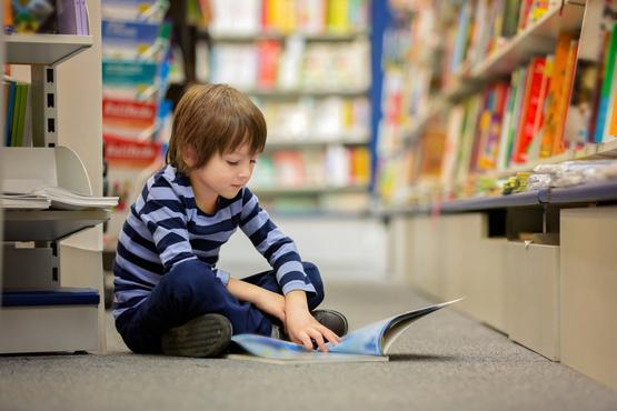 В библиотеке тюменского «Родника» проходит выставка книг