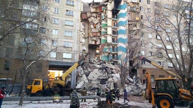 Число жертв трагедии в Магнитогорске возросло до 16 человек