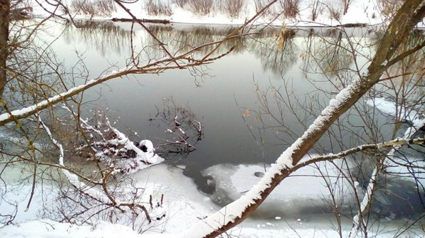 Провалившись под лед, погиб 9-летний ребенок