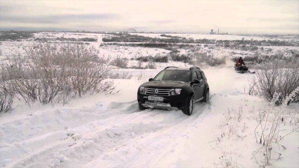 «Неужели «Дастер» не готов к зиме?»: Зимний дефект Renault Duster показал владелец