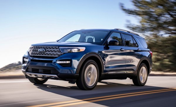 Новинка или рестайлинг? Обзор Ford Explorer 2019 года появился в сети