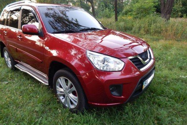Как не надо покупать машину: Горьким опытом покупки Chery Tiggo поделился блогер