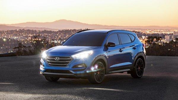 Hyundai приступит к разработке 340-сильного кроссовера Tucson N