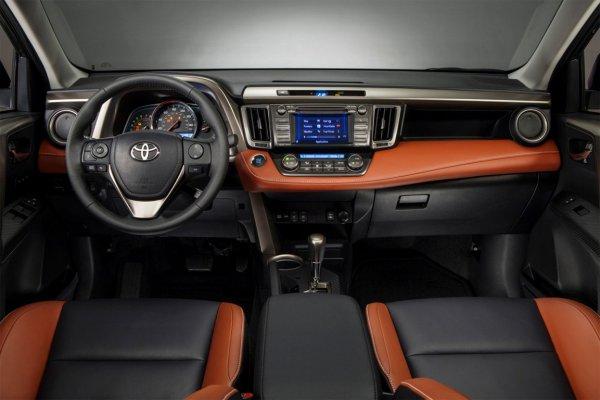 Китайская прокачка «японца»: Названы лучшие аксессуары для Toyota RAV4 с AliExpress