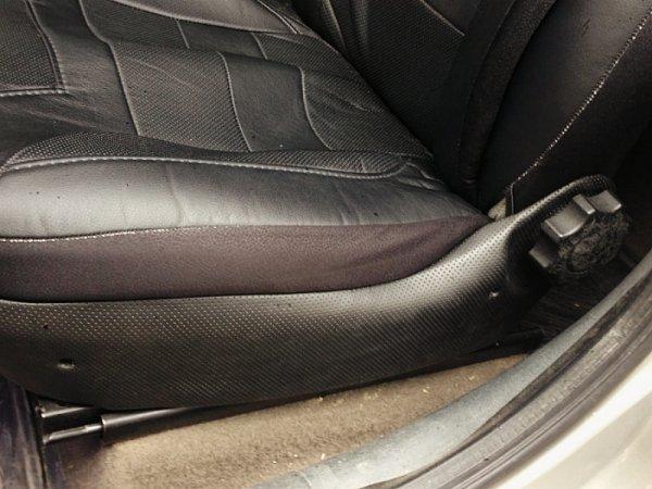 Сел в УАЗ – сломал регулировку: О «хлипкой» спинке «Патриота» рассказал автомобилист
