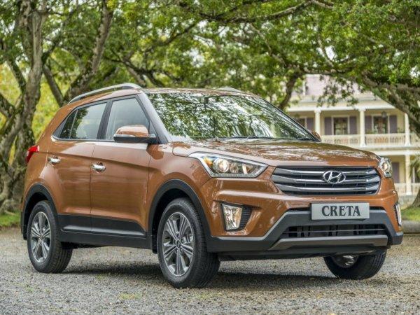Битва кроссоверов за 1,4 млн: Эксперт рассказал, кто из «азиатов» лучше – Hyundai Creta или Geely Atlas
