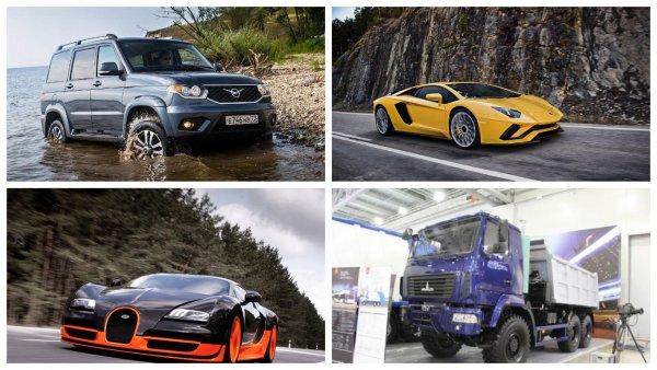 Эксперты назвали ТОП-5 автомобилей с рекордным расходом топлива