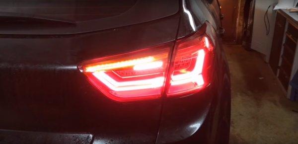 Немецкий «люкс» с AliExpress: Установку «супер-оптики» на Hyundai Creta показал блогер