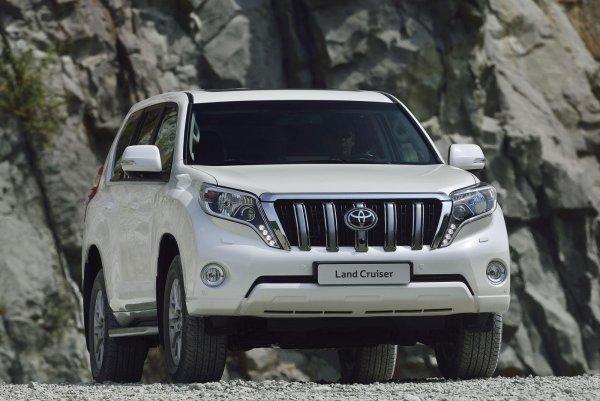 На гудящий Land Cruiser Prado пожаловался владелец в сети