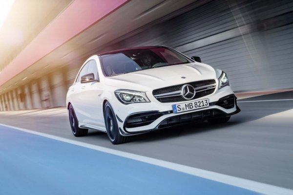 Скоро выйдут автомобили семейства Mercedes-Benz O-Class