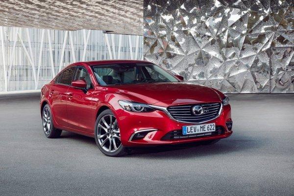 Часть премиального сегмента: Новый седан Mazda6 оценили эксперты
