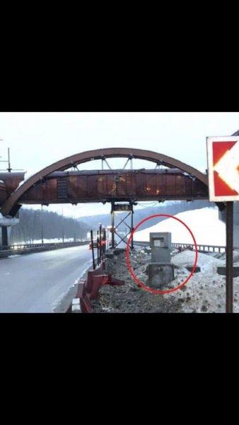 В сети предупредили о «засадной» камере на трассе М4 «Дон»