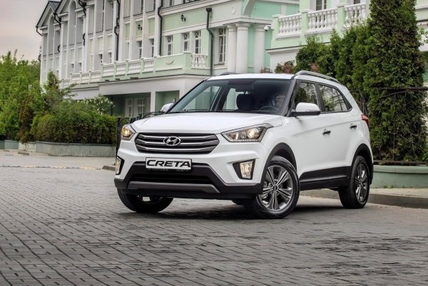 Пять поводов купить «Крету»: Преимущества хита от Hyundai назвали в сети
