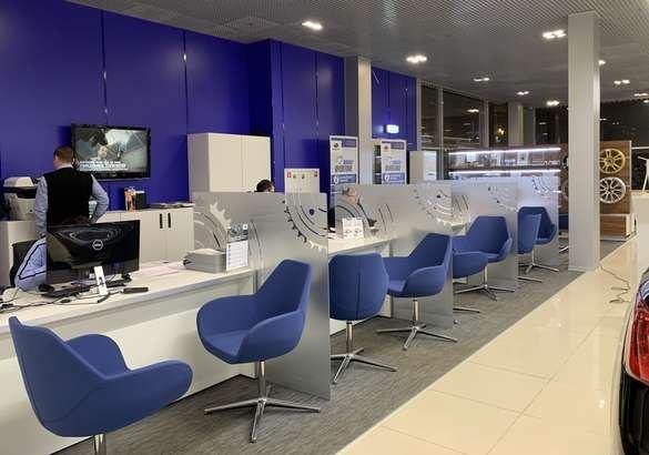 В России проводят ребрендинг дилер-центров Subaru