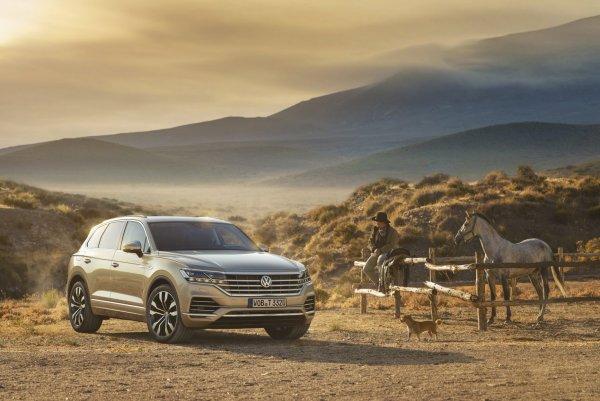 «Любовь с первого взгляда»: Чем так хорош Volkswagen Teramont подробно рассказал эксперт
