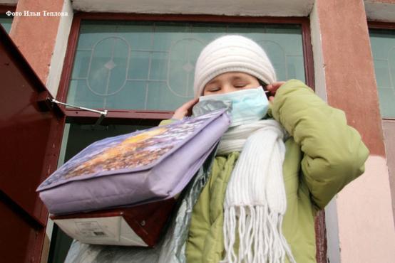 В Курганской области из-за ОРВИ закрыли 90 школ