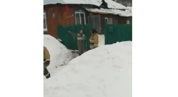 Россиянка вызвала пожарных и попросила потушить ее душу