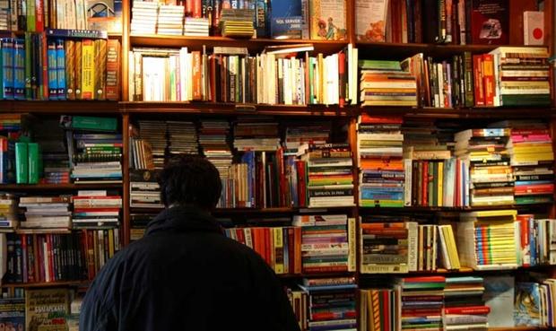 Тюменец ограбил книжный магазин и попытался скрыться