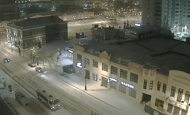 Погода в Тюмени 20 февраля: небольшой снег и похолодание