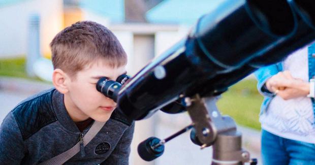 Молодые тюменцы продемонстрировали хорошие знания по астрономии