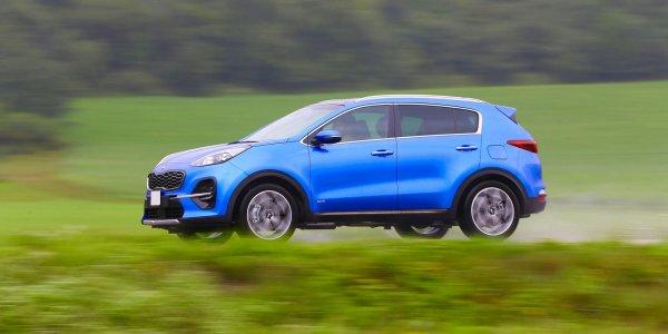 «Японец порвал корейца»: Mazda CX-5 и KIA Sportage сравнили на заснеженном бездорожье