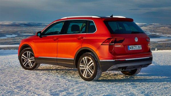 Немцы сэкономили: О новом Volkswagen Tiguan рассказал эксперт