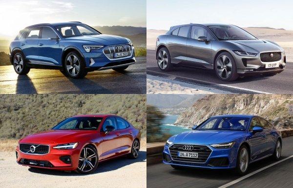 Озвучены финалисты конкурса «Всемирный автомобиль года»