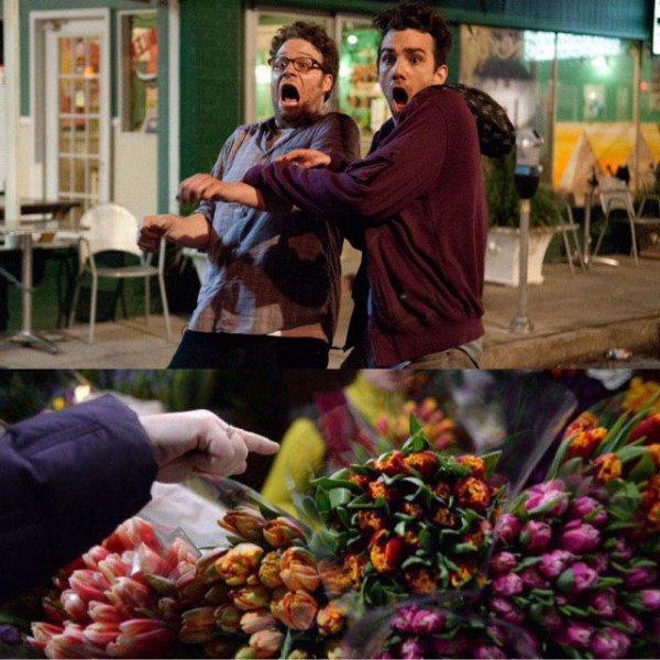 Разводняк от мужчин: Конец света 8 марта могли придумать ради снижения цен на тюльпаны