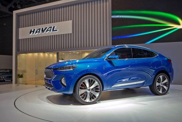 «Вылитый BMW X6, только дешевле»: Новый «китаец» Haval HB-03 восхитил сеть