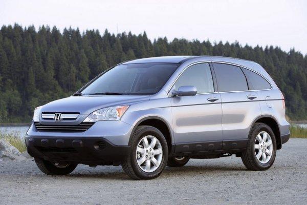 Так ли надёжна Honda CR-V: Эксперт рассказал о проблемах подержанного «японца»