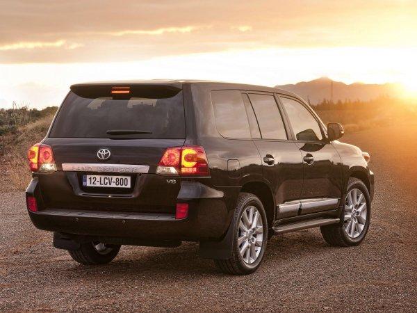 «Царь зверей»: Эксперты рассказали, почему Toyota Land Cruiser подходит «на случай апокалипсиса»