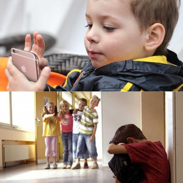 Без айфона заклюют: Социальное неравенство в России делает детей жестокими