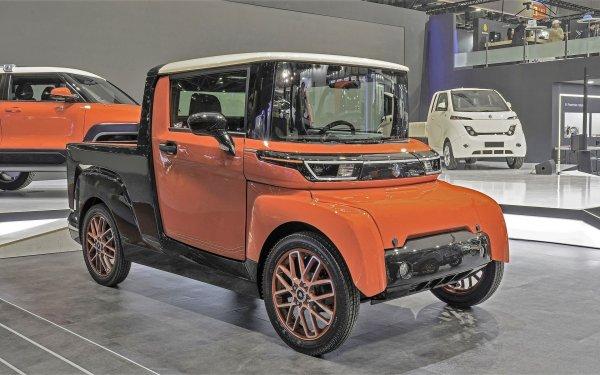 Корейский бренд NeuWai представил в Сеуле новые автомобили