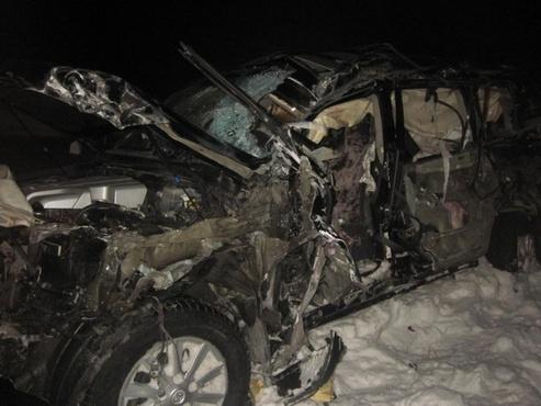 Водителю грузовика, который устроил смертельное ДТП на тюменской трассе, вынесли приговор